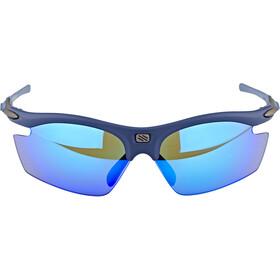 Rudy Project Rydon Slim Glasses blue navy matte/multilaser blue